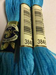 DMC Embroidery Floss – #3846