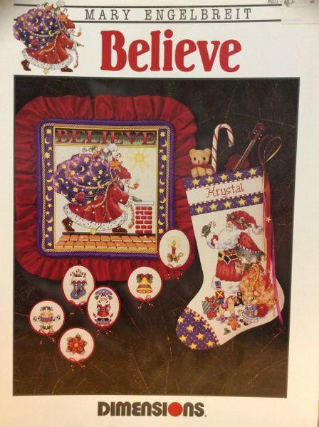Believe by Mary Engelbreit