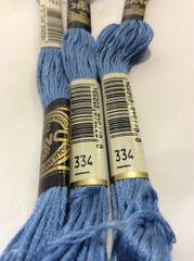 DMC Embroidery Floss - #334