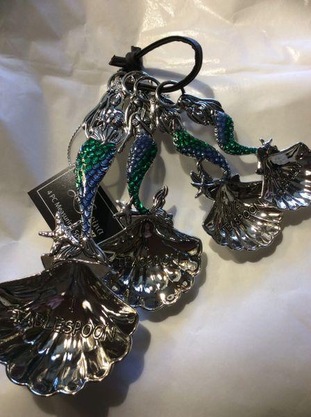 Measuring Spoons - Mermaid