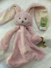 Bunny Pacifier Cozy BGE10157