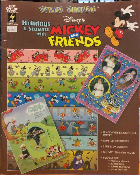 Holidays & Seasons with Mickey and Friends