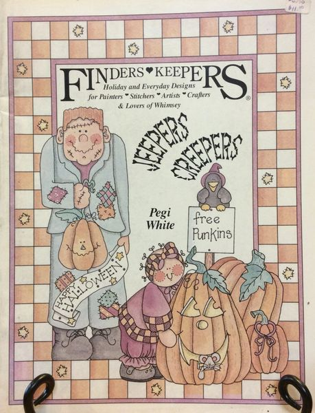 Finders Keepers - Jeepers Creepers