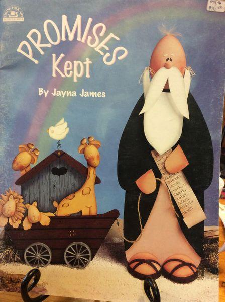 Promises Kept by Jayna James