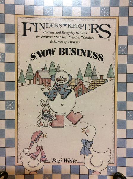 Finders Keepers -Snow Business