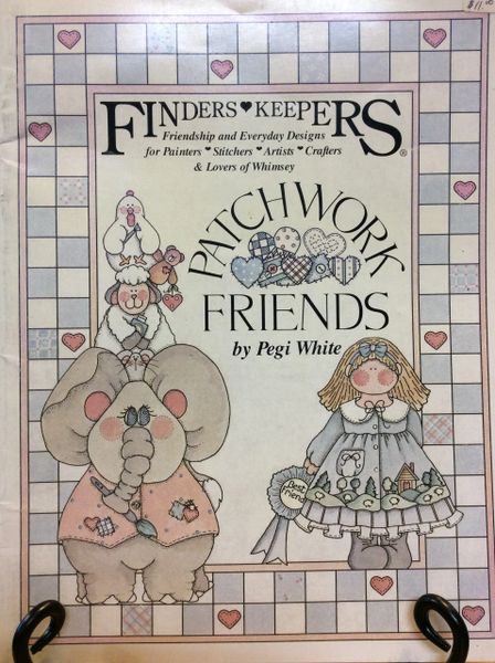 Finders Keepers - Patchwork Friends