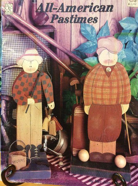 All-American Pastimes by Sue Ann Thomason