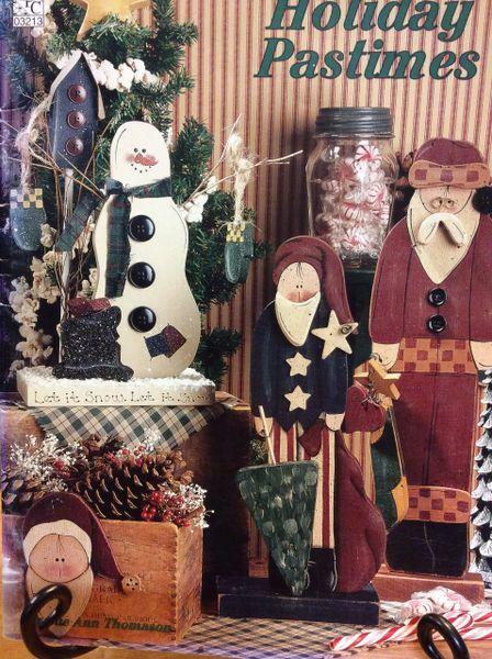 Holiday Pastimes by Sue Ann Thomason