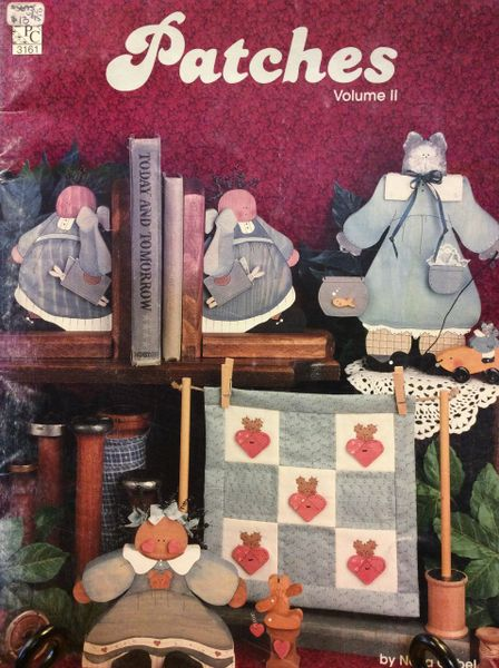 Patches Volume ll by Nona Gobel