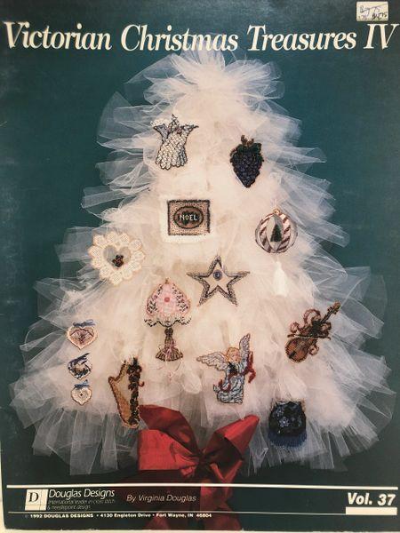Victorian Christmas Treasures IV by Virginia Douglas