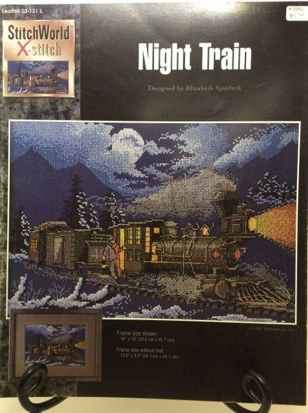 Night Train Leaflet 03-121L