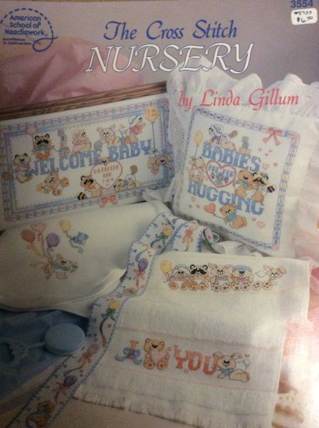The Cross Stitch Nursery - Pattern