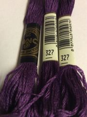 DMC Embroidery Floss – #327
