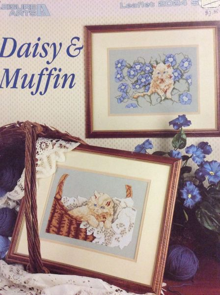 Daisy & Muffin - Pattern