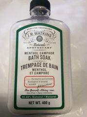 Menthol Camphor Bath Soak