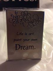 Life Is Art - Mini Sign #ER45010