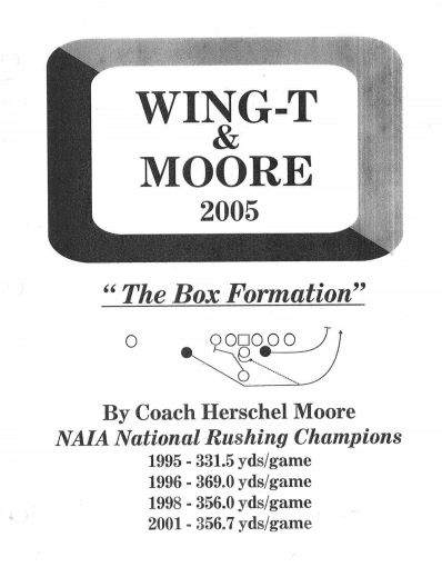 Coach Moore and the Box Formation in the Wing T