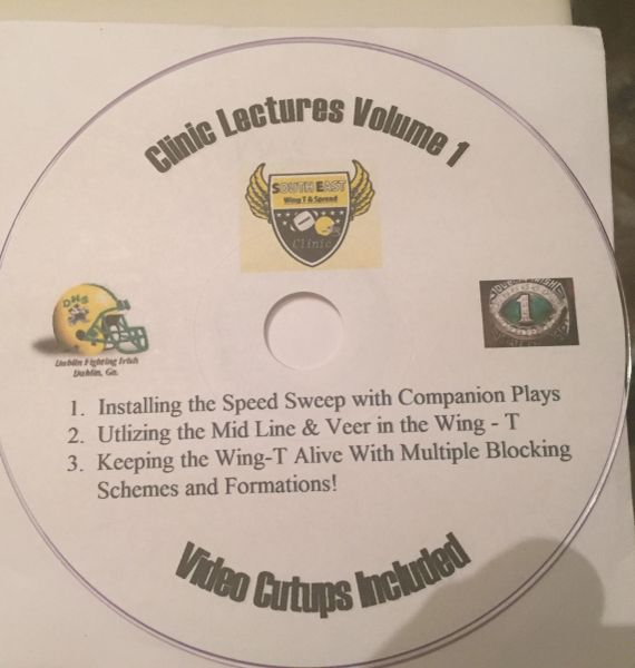 Roger Holmes Clinic Lecture DVD Volume 1 (3 Lectures)