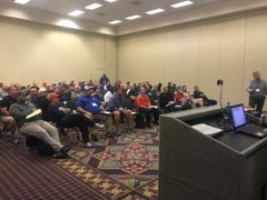 2019 Southeast Wing T Clinic Traditional Room Lectures