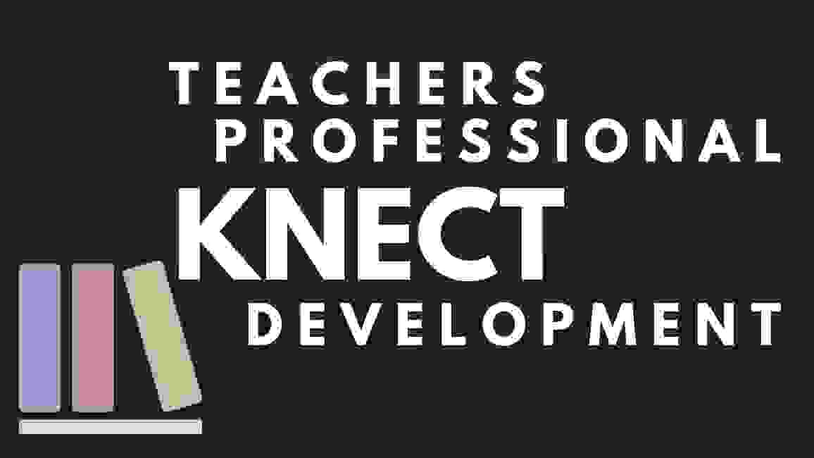 Project Innovation Knect 365 , teacher professional development program