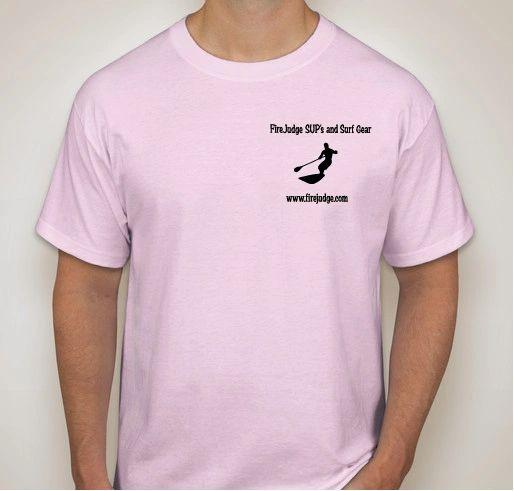 FireJudge Tee Shirt