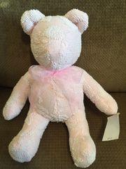 Vintage Chenille Teddy Bear 018