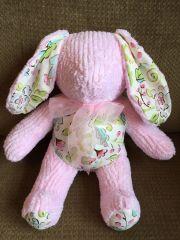 M2M Sweet Honey Chenille Bunny