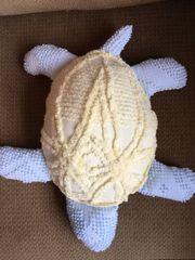 Vintage Chenille Sea Turtle