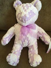 Vintage Chenille Teddy Bear 009