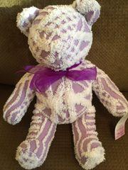 Vintage Chenille Teddy Bear 010