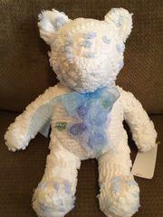 Vintage Chenille Teddy Bear 013