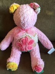 Vintage Chenille Teddy Bear 015