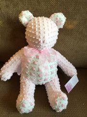 Vintage Chenille Teddy Bear 017