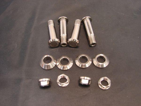 Hi-Lok Titanium Steering Kit