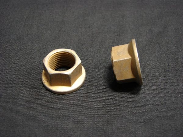 Steel Jet Nut (Aircraft) 5/8 - 18