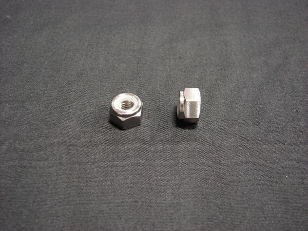 Titanium Nylock Nut 5/16 - 24