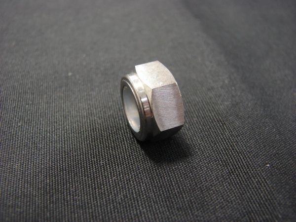 Titanium Nylock Nut 3/8 - 16