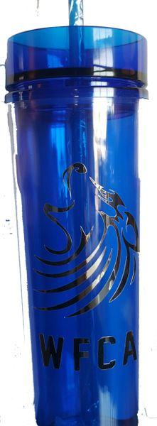Wolf Tumbler w/ Choice of Logo