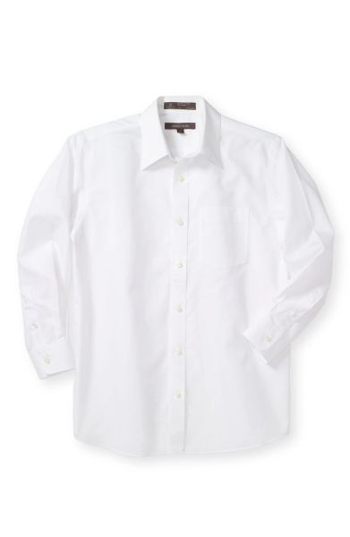 Oxford Long Sleeve Boys Shirt