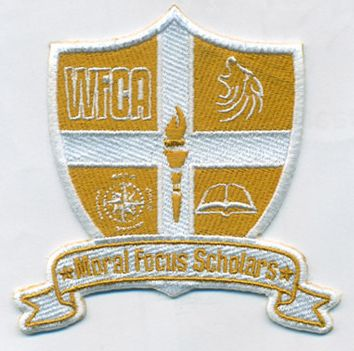 WFCA 8th Grade Badge/Patch