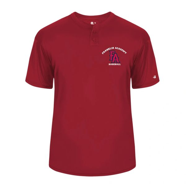 B-Core Placket - Red