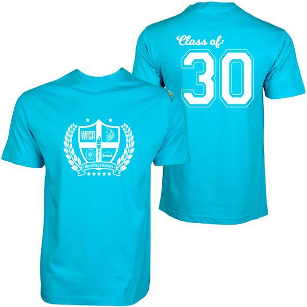 "WFCA ""Class Of"" T-Shirts"