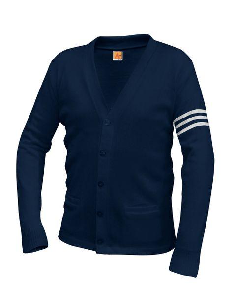 Men's/Boy's Middle School Cardigan Sweater/ Blazer Alternative