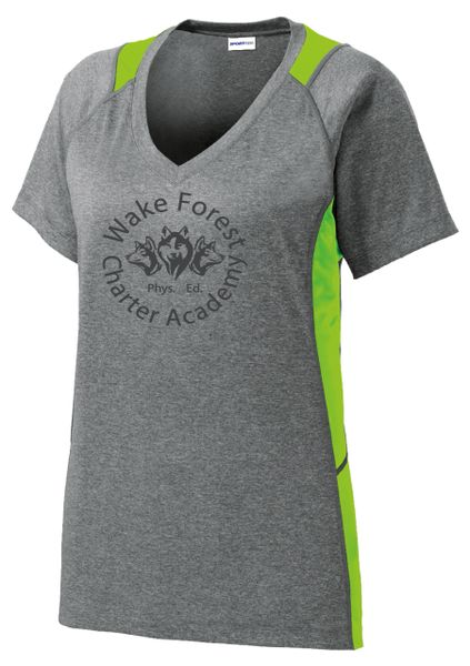 WFCA Ladies PE Uniform Shirt