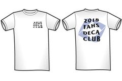 2018 DECA Shirt - Short Sleeve