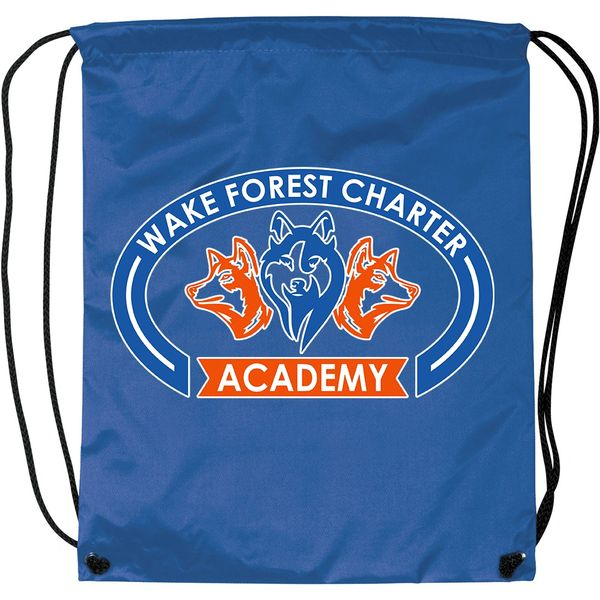 WFCA Deluxe Mesh Drawsting Bag