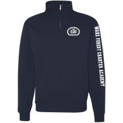 WFCA UNIFORM APPROVED 1/4 Zip Cadet Collar Sweatshirt