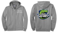 Gate City Full Zip Hoodie