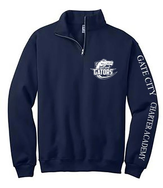 Gate City Uniform Approved Cadet Collar Sweatshirt