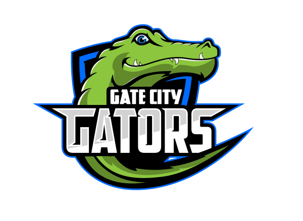Gate City Charter Car Decal